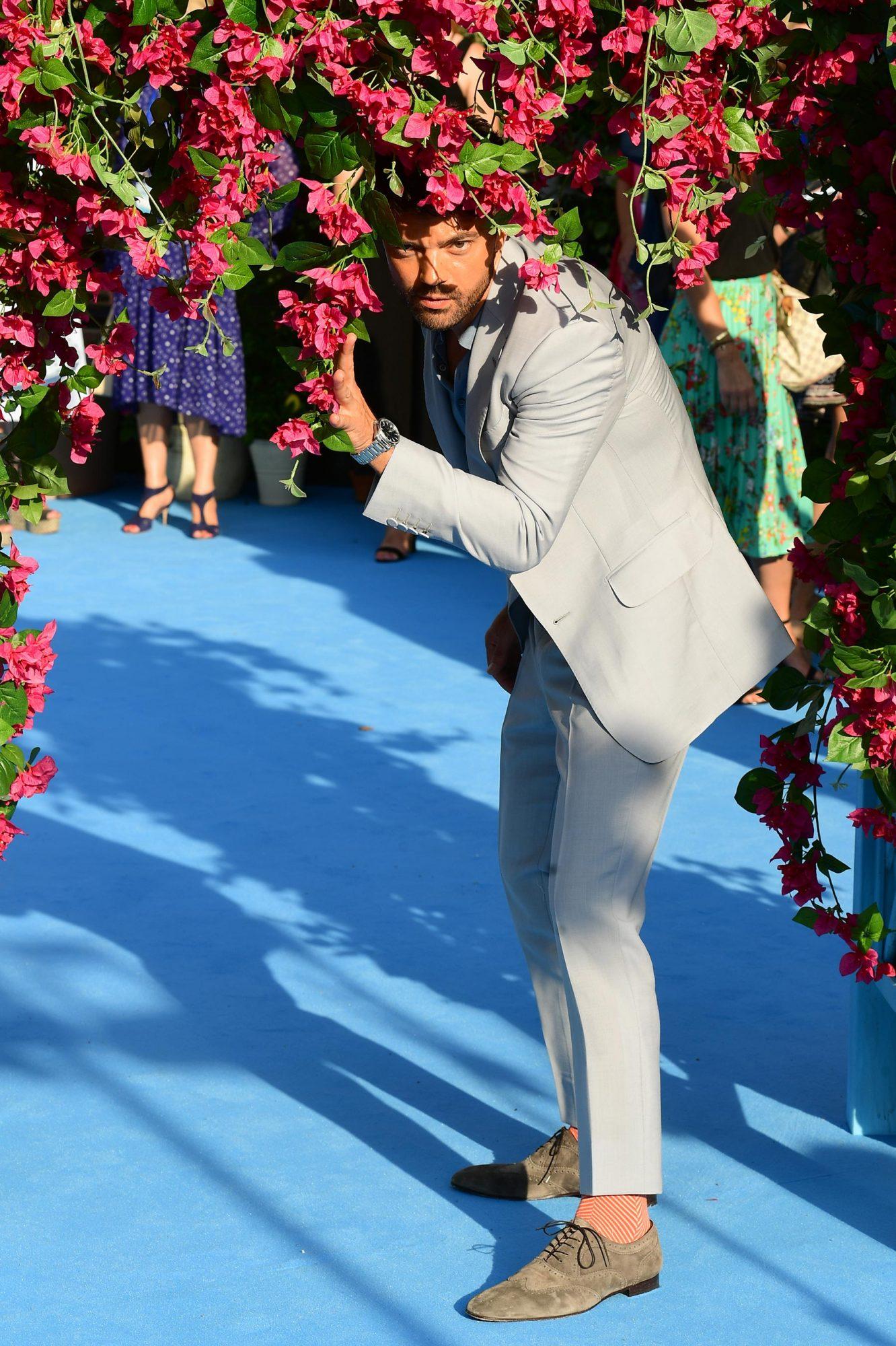 Mamma Mia! Here We Go Again Premiere - London