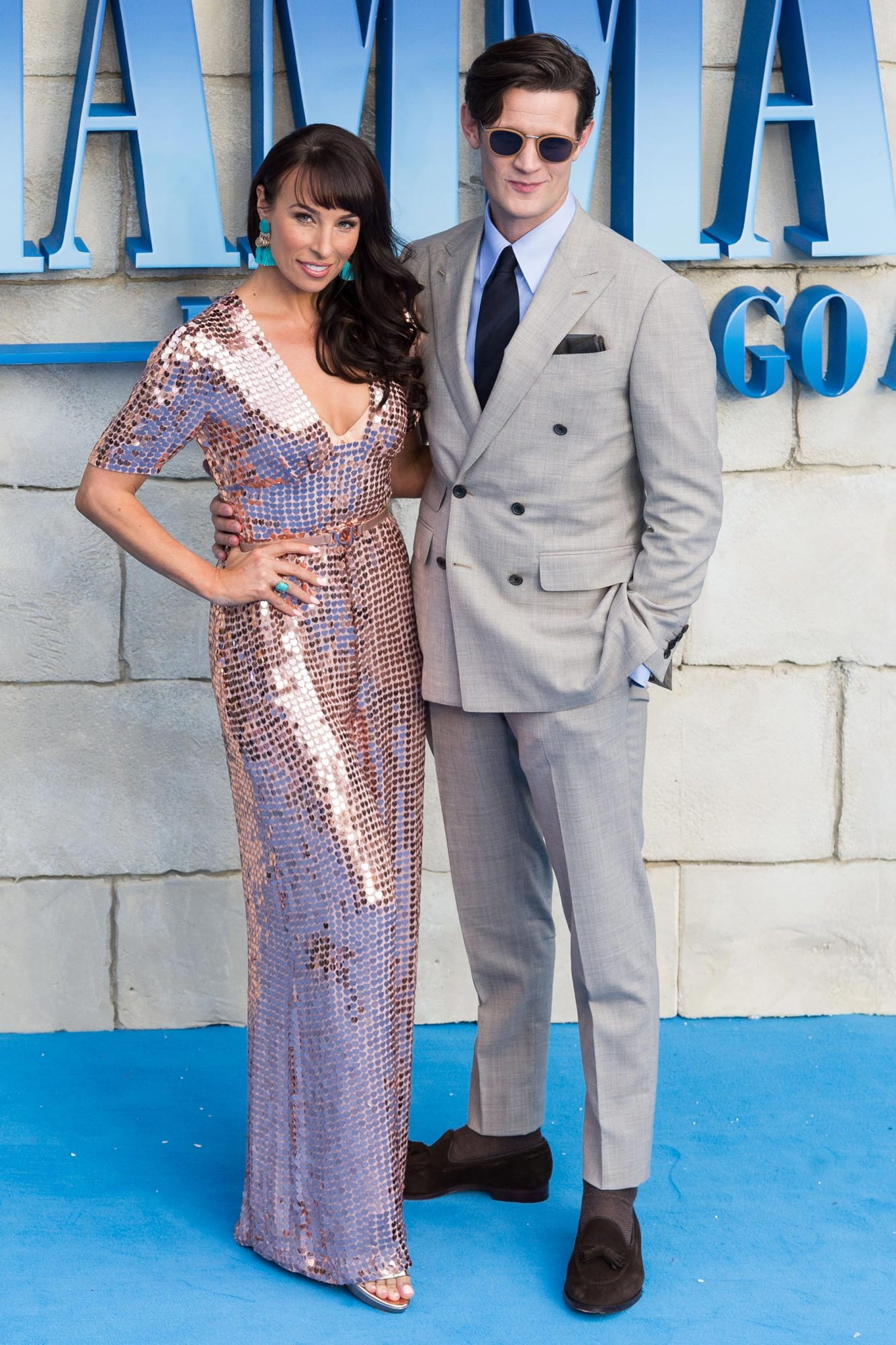 World Film Premiere Of 'Mamma Mia! Here We Go Again' In London