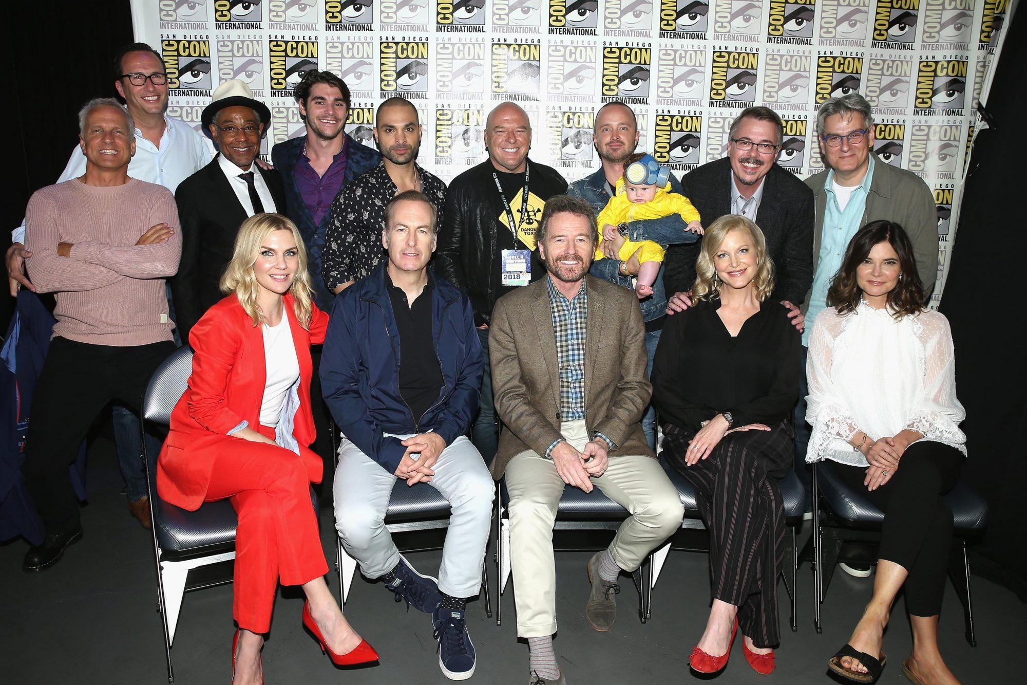 AMC At Comic-Con 2018 - Day 1