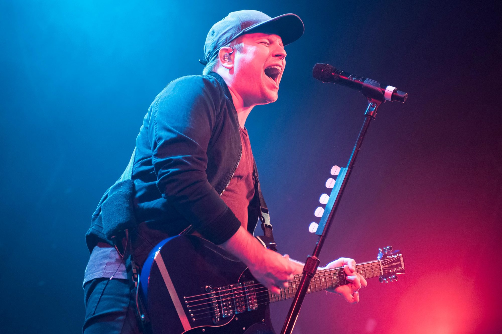 Fall Out Boy Perform At Electric Brixton, London