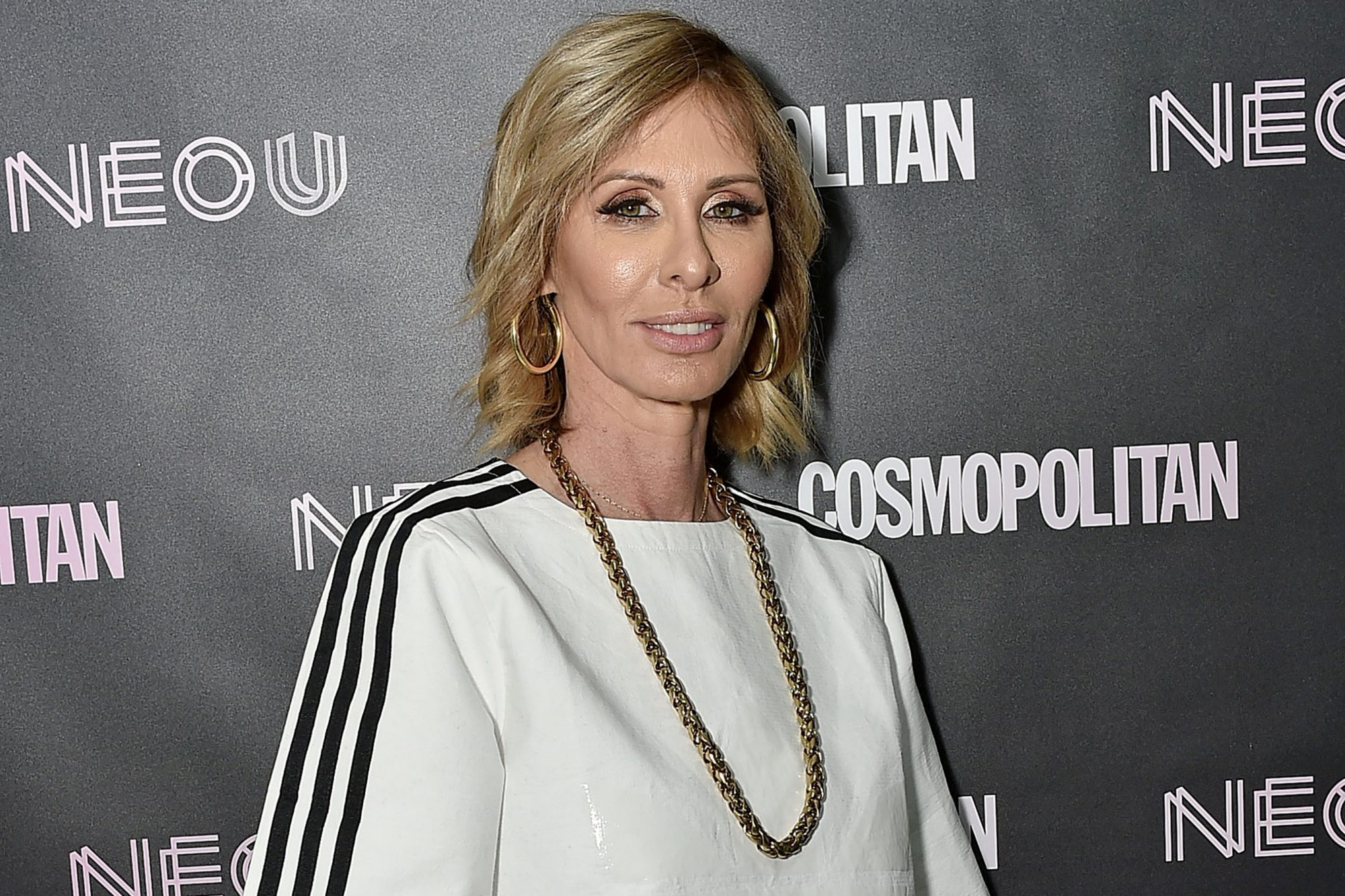 Cosmopolitan And Carole Radziwill Co-Host the opening of fitness space NEO U