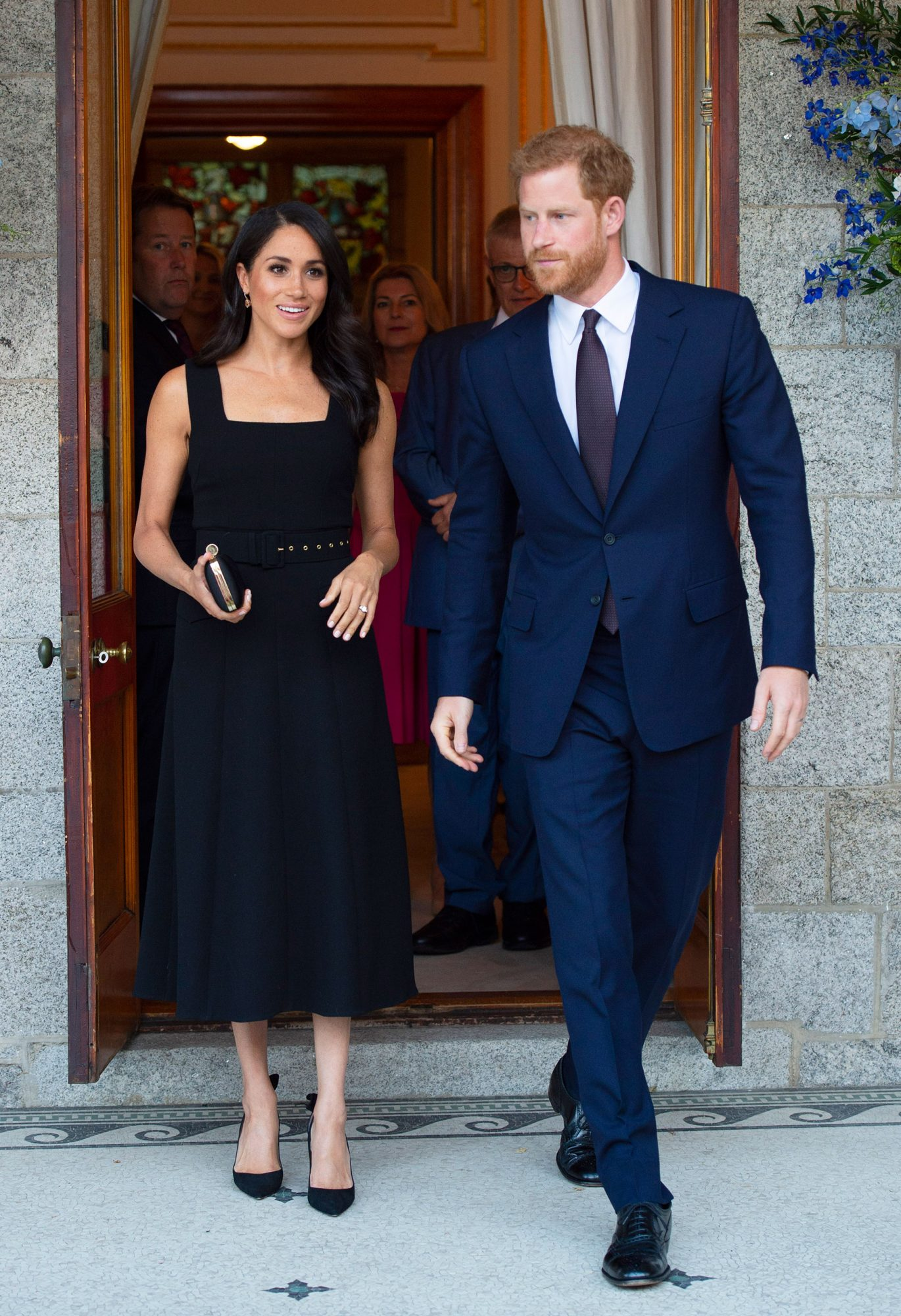 The Duke And Duchess Of Sussex Visit Ireland