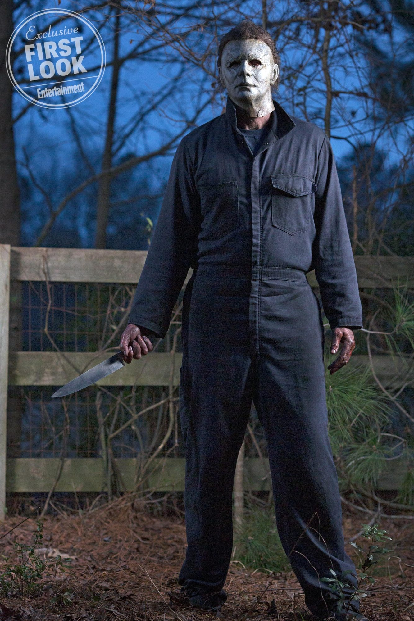 Michael Myers Halloween 2020 Entertainment Weekly See an exclusive image of Michael Myers in the new 'Halloween