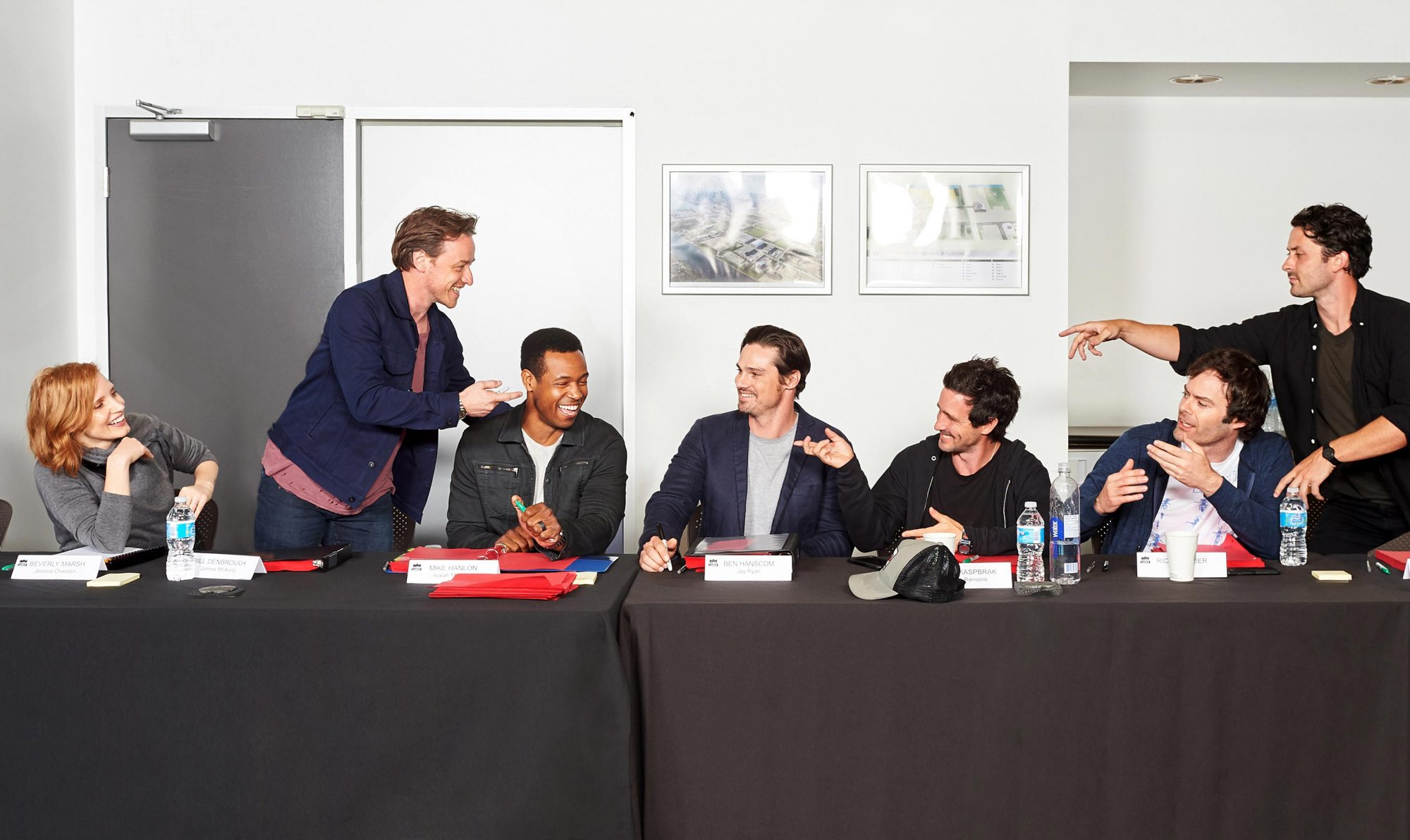 IT Casting CR: Warner Bros.