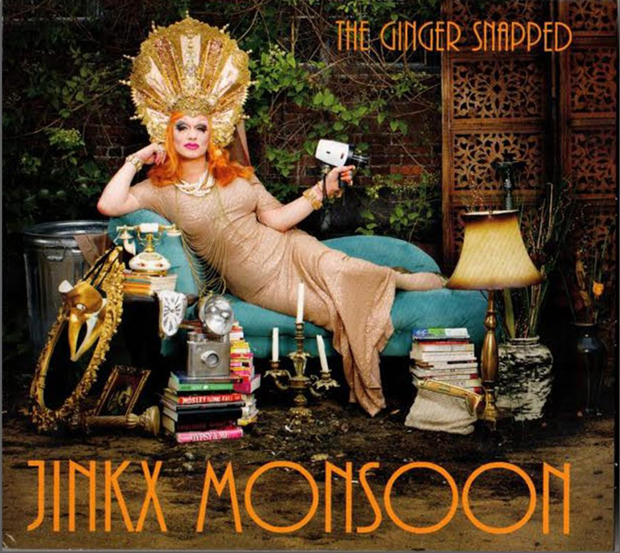 Jinkx Monsoon Ginger Snapped