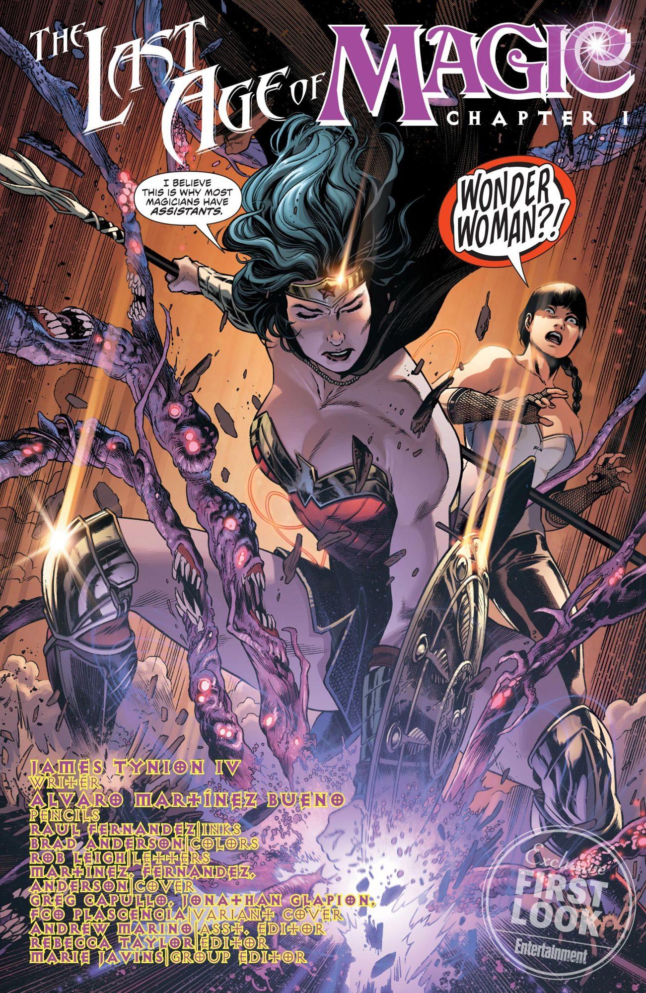 Justice League DarkCredit: DC Entertainment