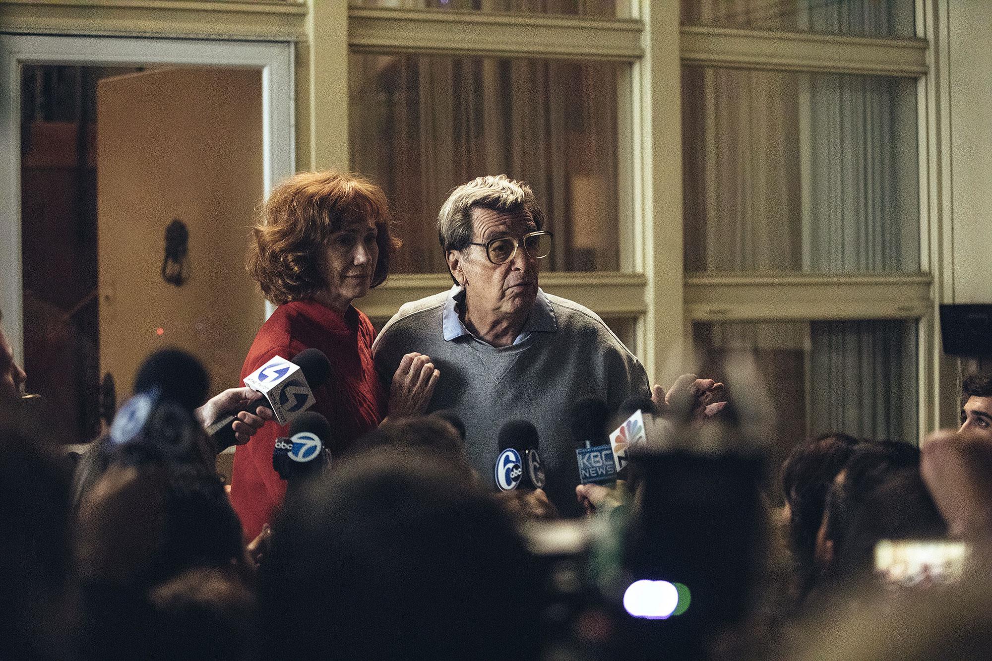 Kathy Baker, Al Pacino.Paternophoto: Atsushi Nishijima/HBO