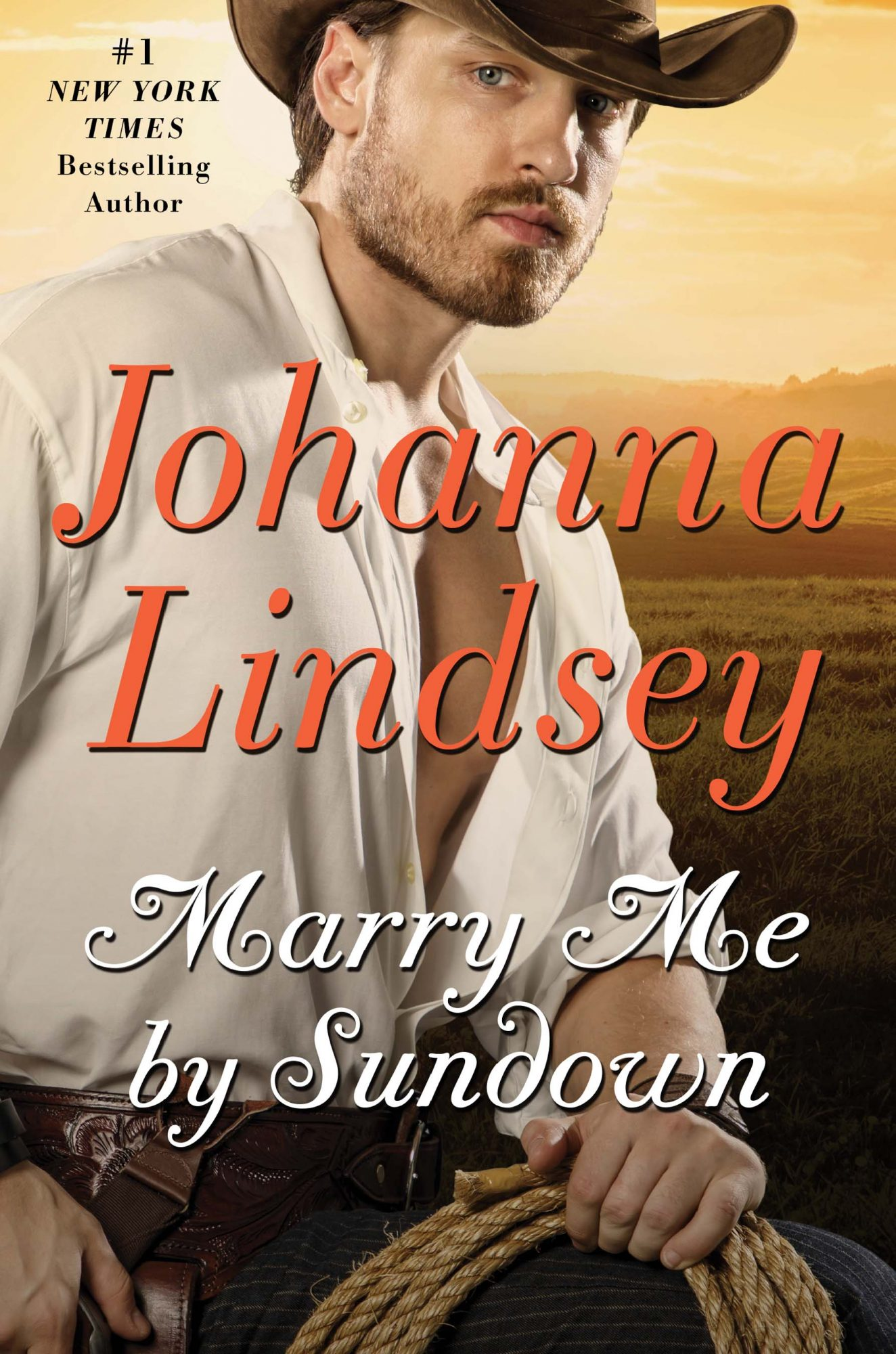 Marry Me By Sundown, cover