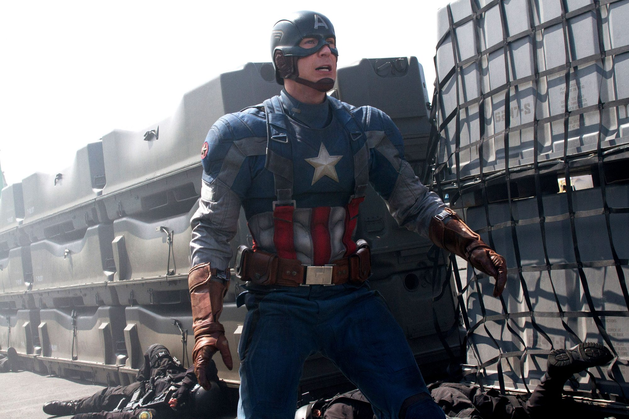 CAPTAIN AMERICA: THE WINTER SOLDIER, Chris Evans, 2014. ph: Zade Rosenthal/©Walt Disney Studios Moti