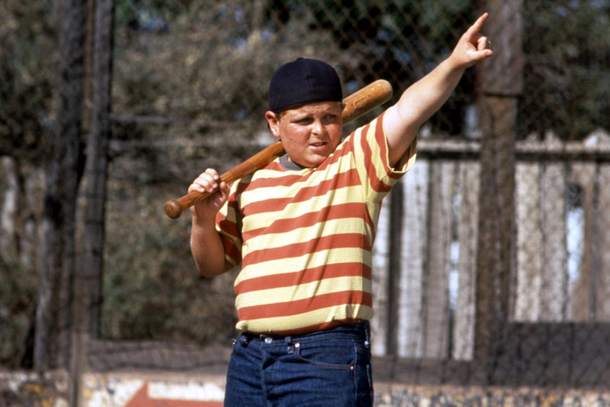 THE SANDLOT, Patrick Renna, 1993, TM and Copyright ©20th Century Fox Film Corp. All rights reserved.