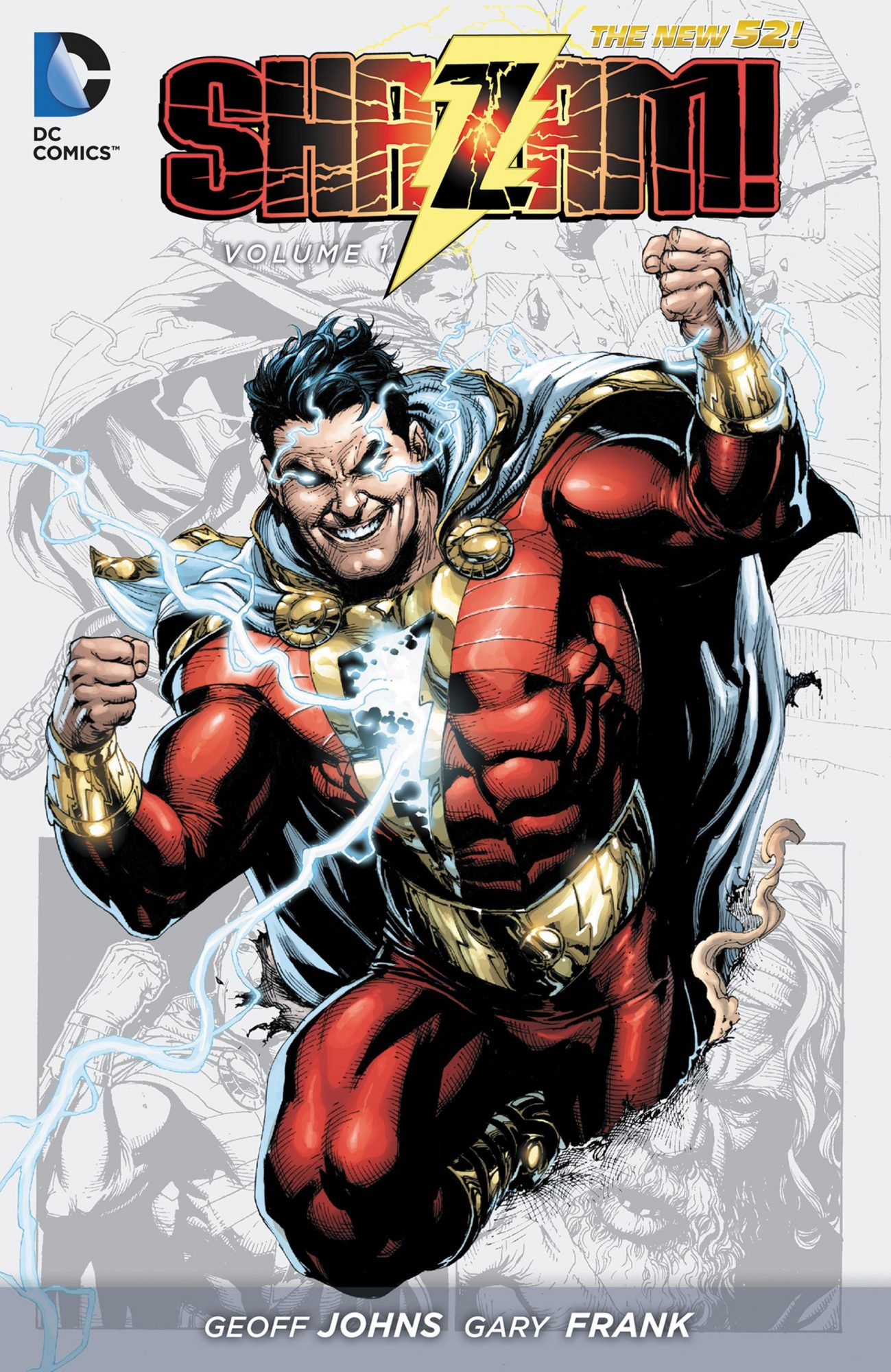 Shazam! Vol. 1 CR: DC Comics