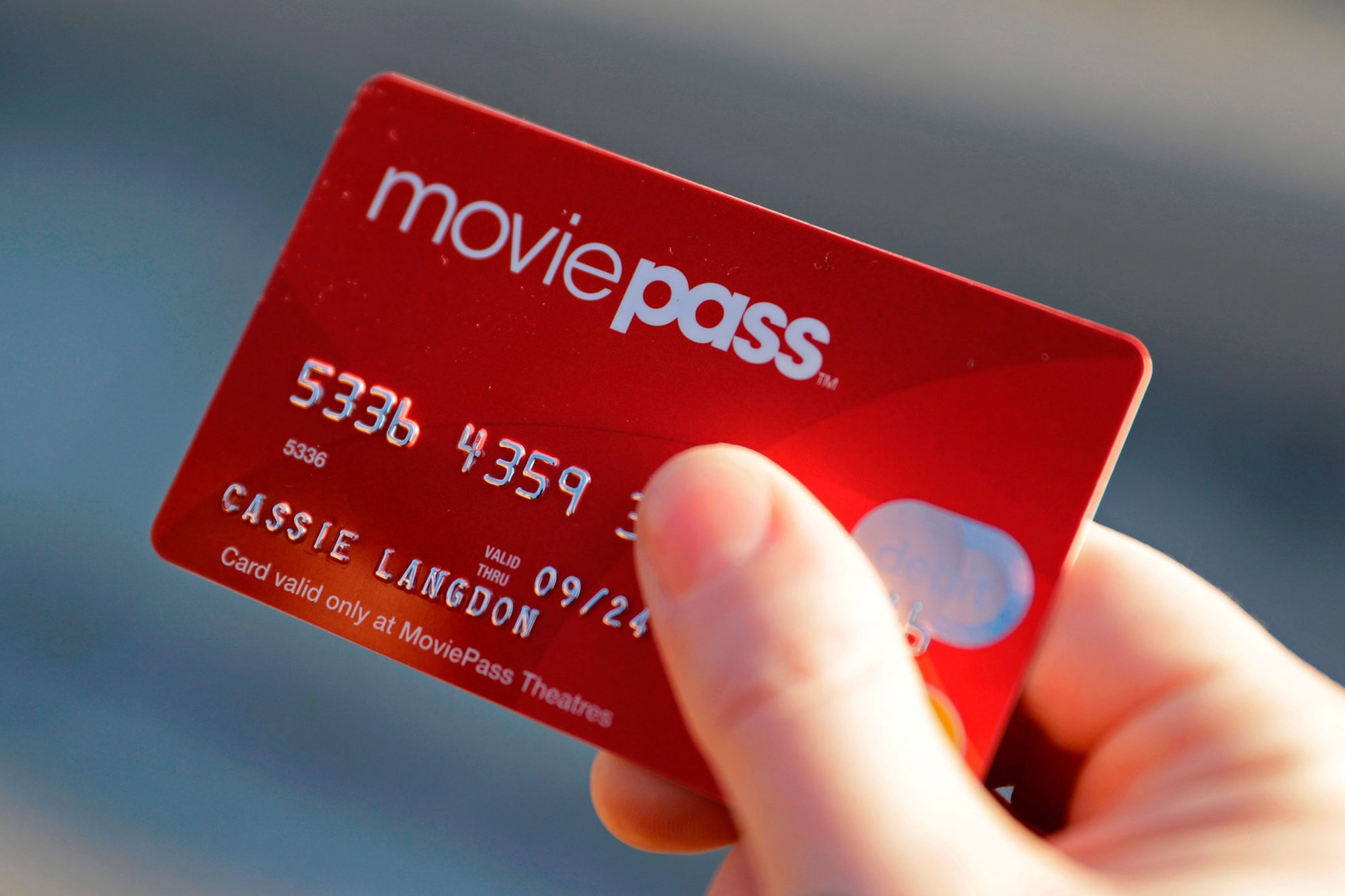 MoviePass Plan Change, Indianapolis, USA - 30 Jan 2018