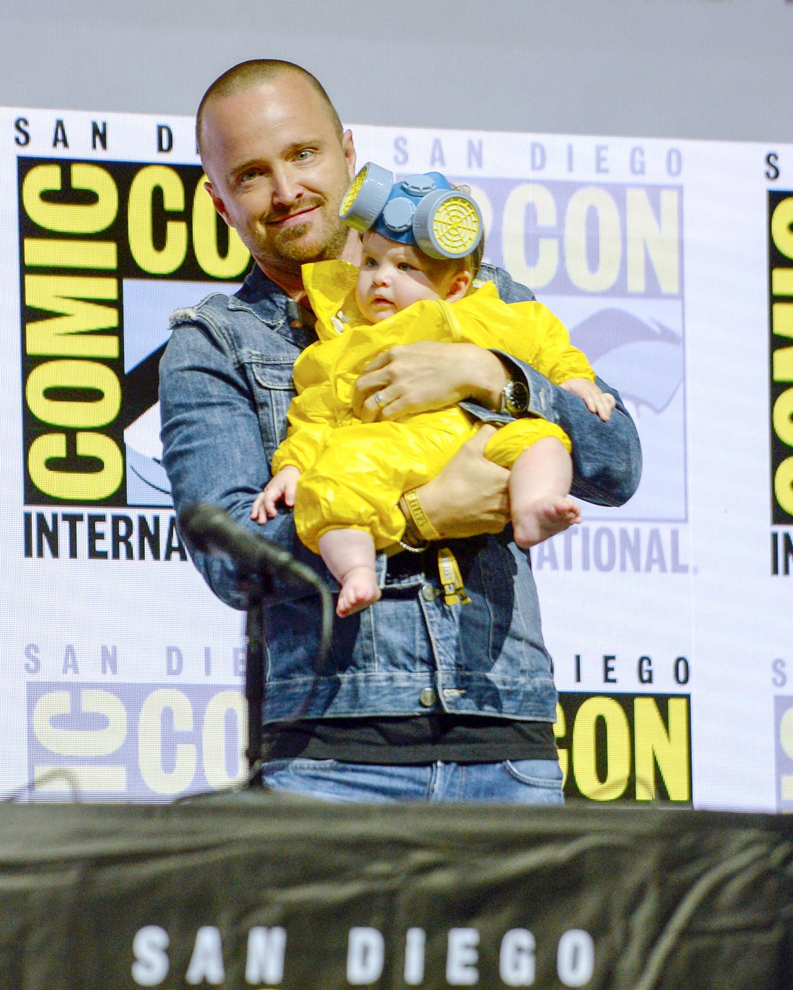 'Breaking Bad' TV show panel, Comic-Con International, San Diego, USA - 19 Jul 2018