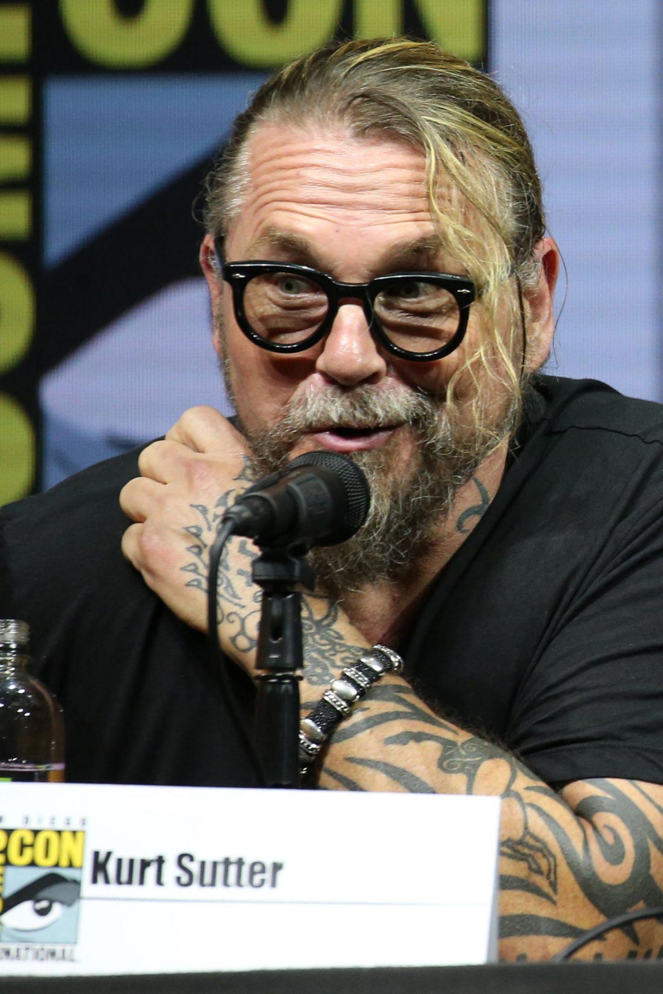 'Mayans MC' TV show panel, Comic-Con International, San Diego, USA - 22 Jul 2018