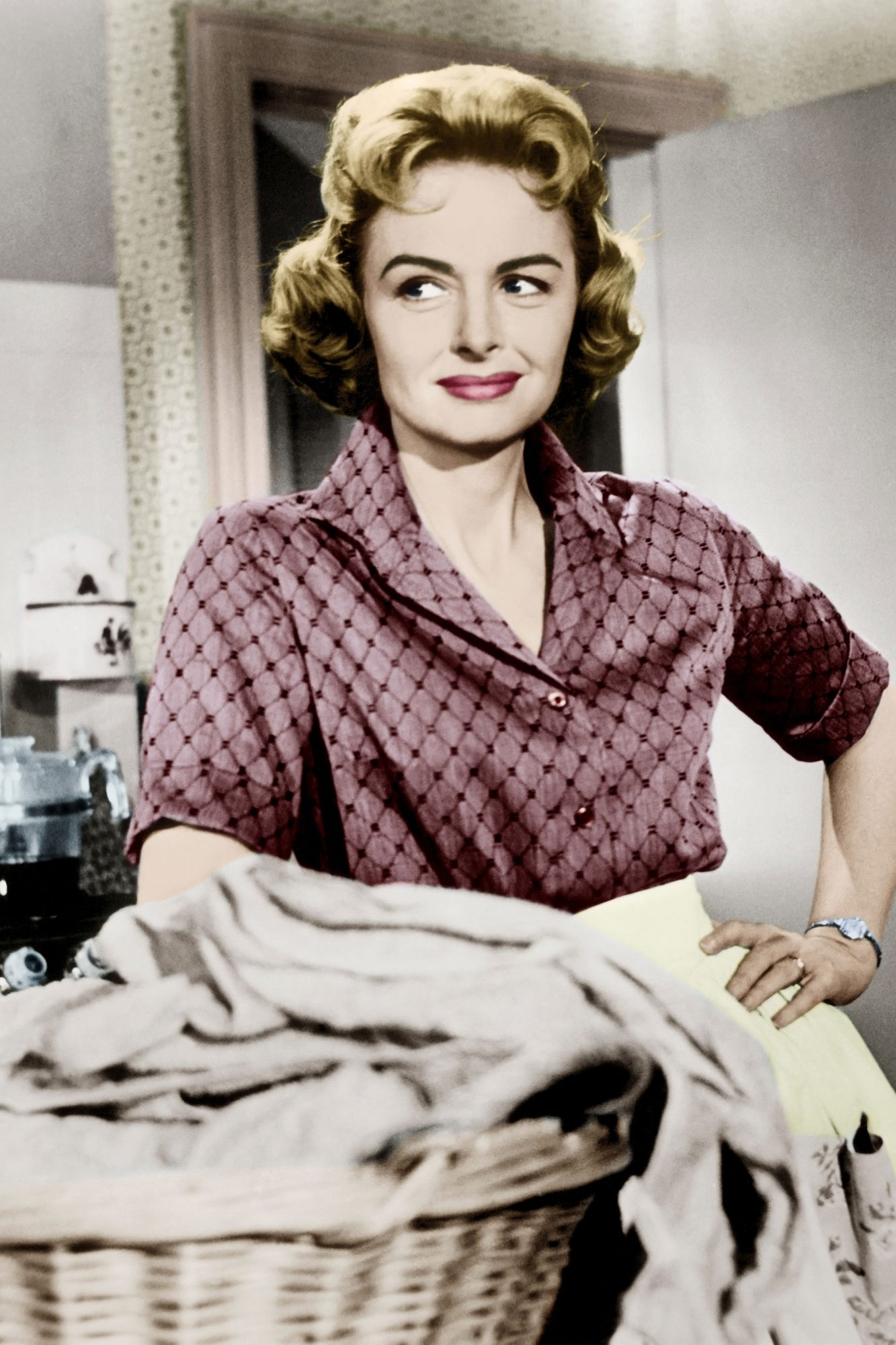 THE DONNA REED SHOW, Donna Reed, 'The Free Soul', (Season 2, aired Feb. 4, 1960), 1958-1966