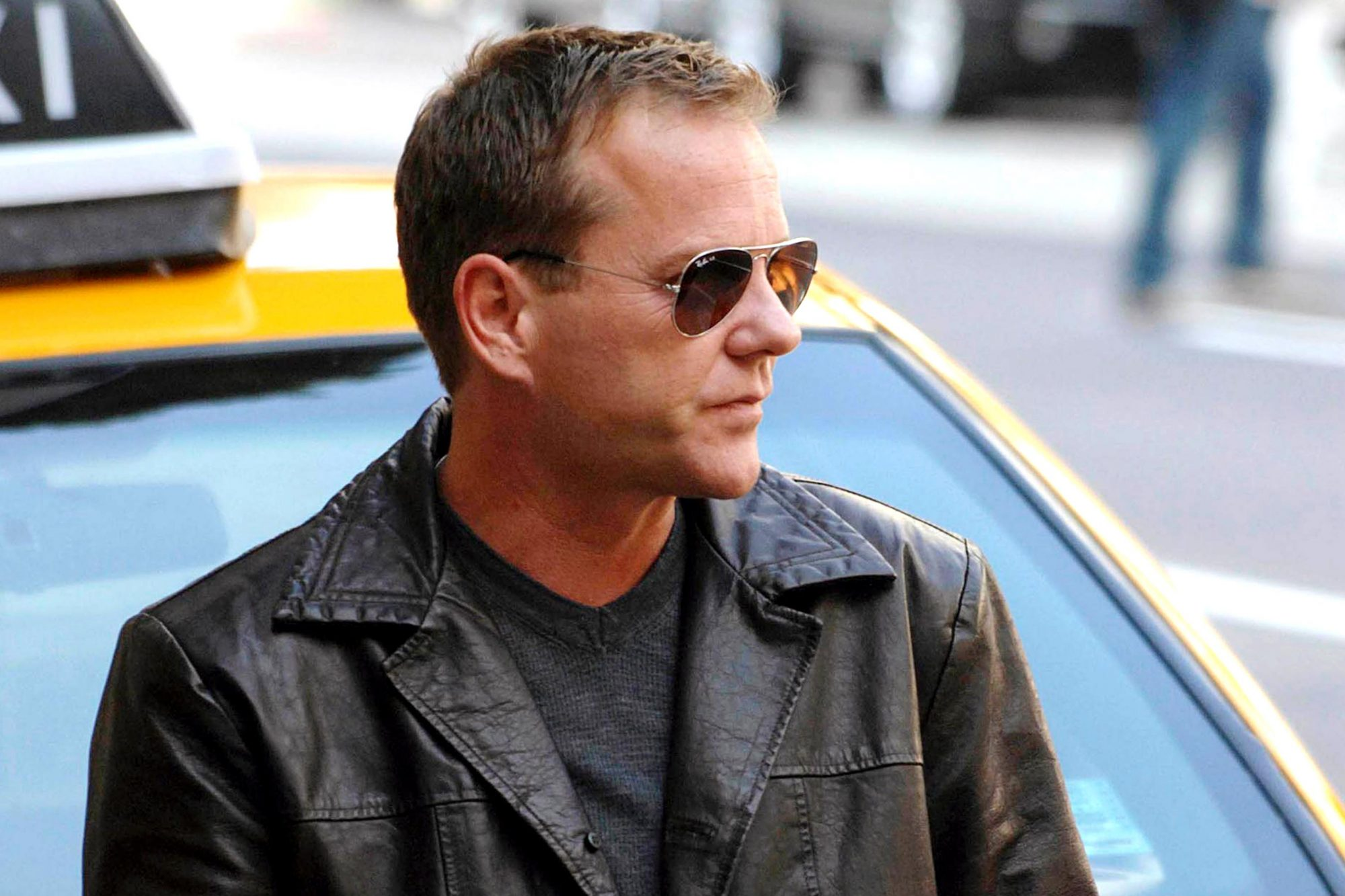 24, Kiefer Sutherland, (Season 8, aired Jan 17 and Jan. 18, 2010), 2001-10. photo: Kelsey McNeal / T