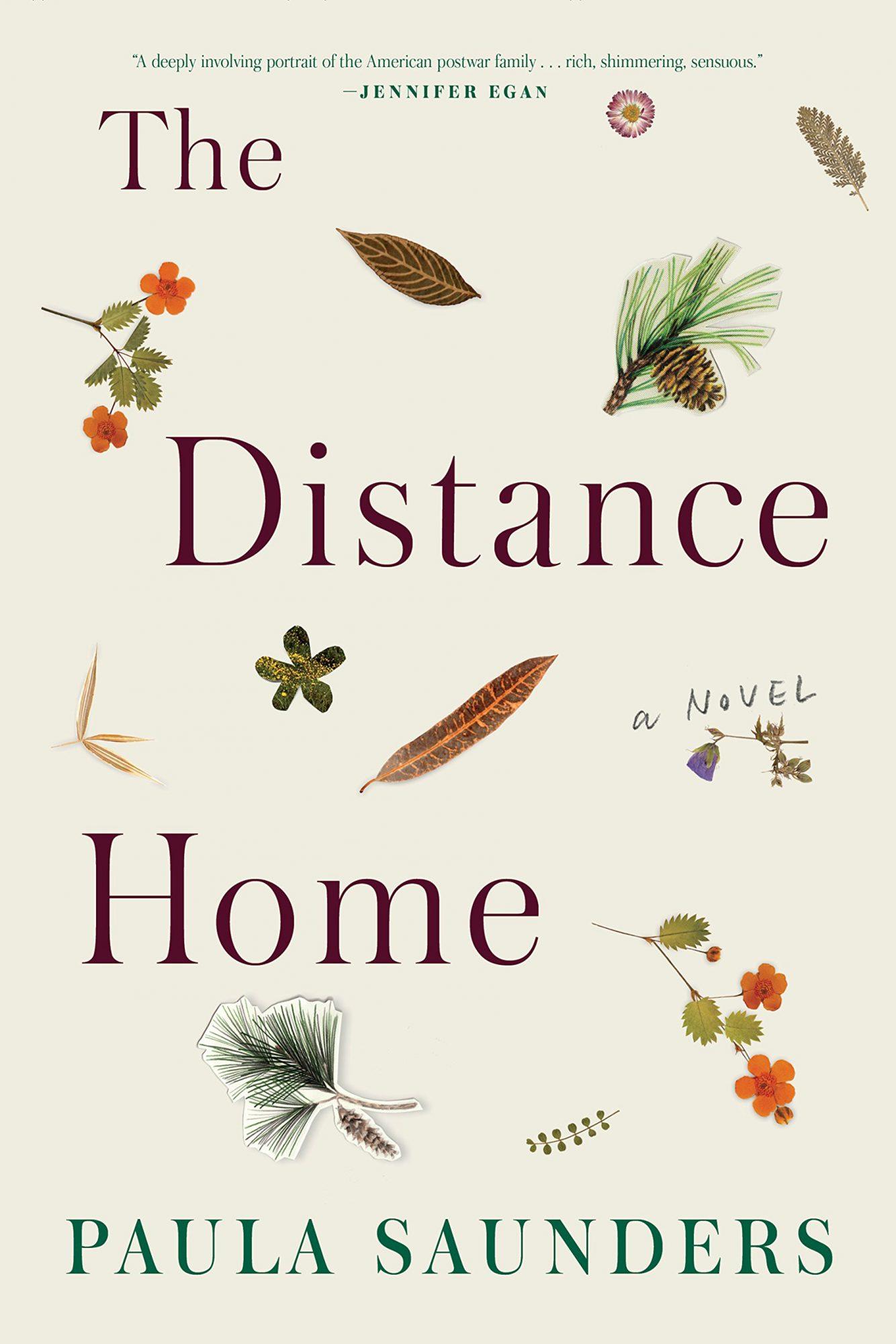 The Distance Home by Paula Saunders  Random House