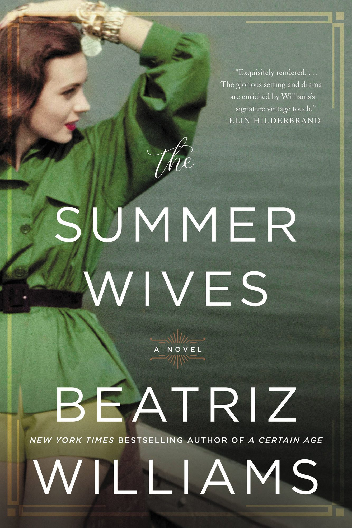 the summer wives by beatriz williamsCredit: Harper Collins