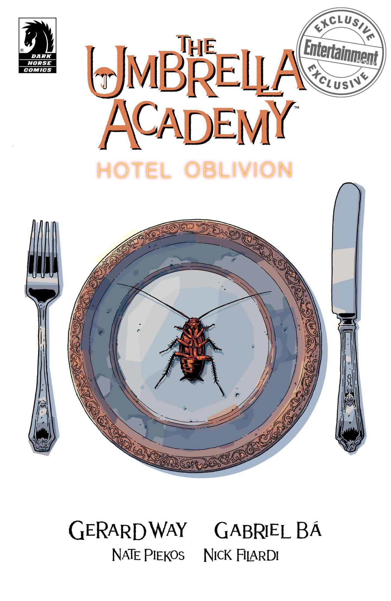 Umbrella Academy Hotel OblivionCR: Dark Horse Comics