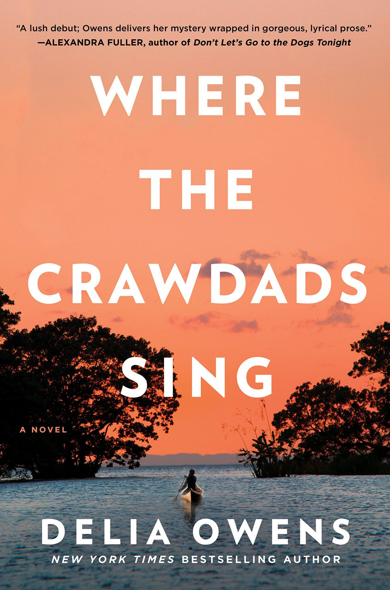 Where the Crawdads Sing by Delia Owens G.P. Putnam's Sons