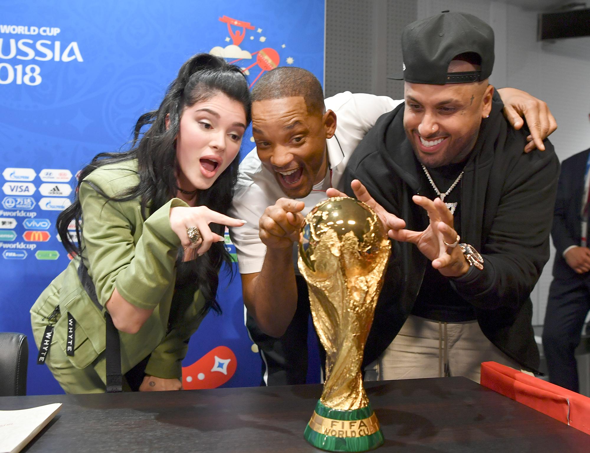 Closing Ceremony Press Conference - 2018 FIFA World Cup Russia