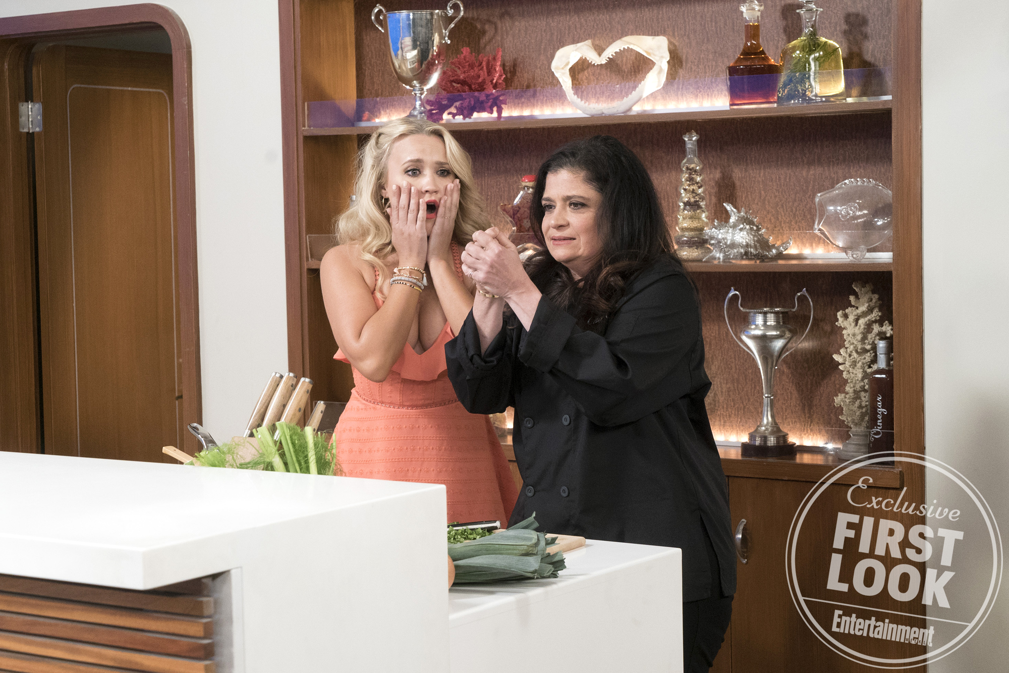 EMILY OSMENT, ALEX GUARNASCHELLI