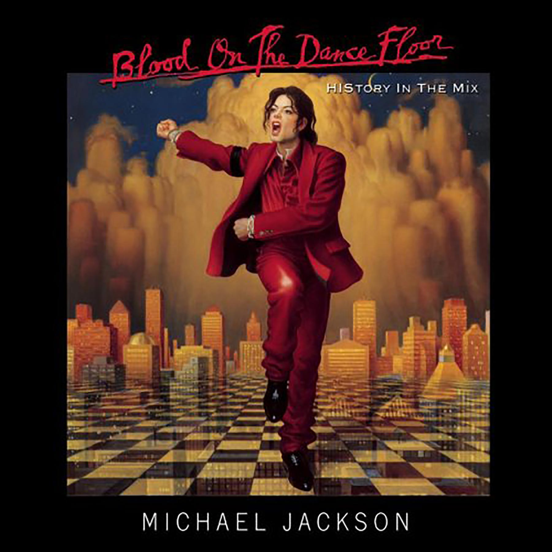 Blood on the Dance Floor: HIStory in the Mix by Michael Jackson1997