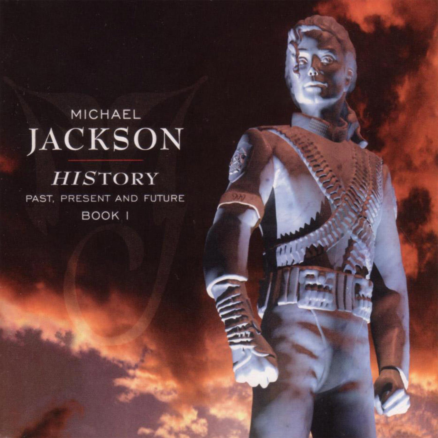 HIStory by Michael Jackson1995