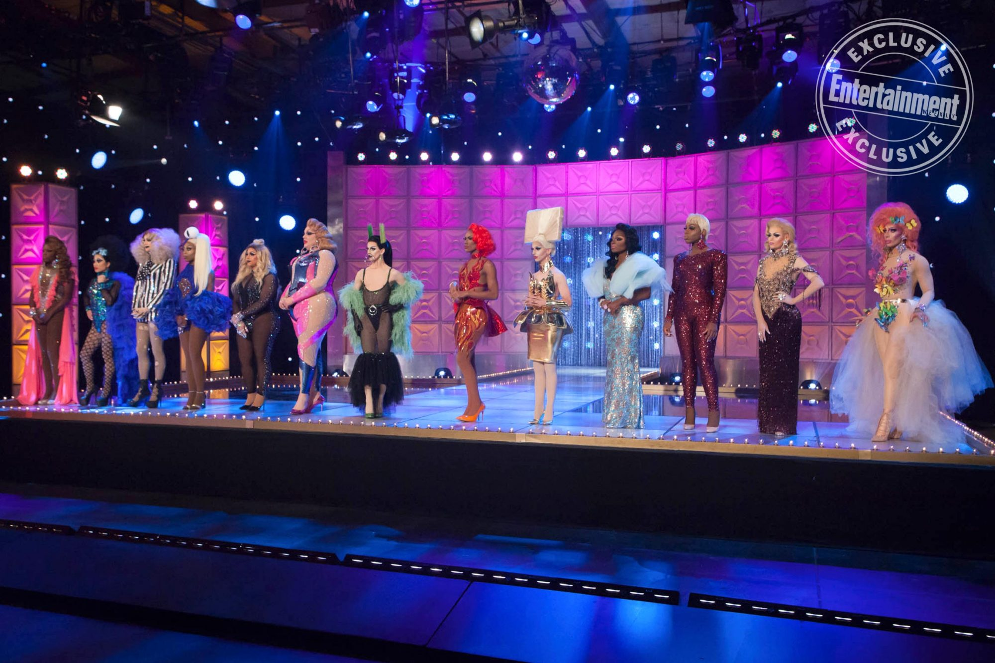 A unique royal court reigned over season 10