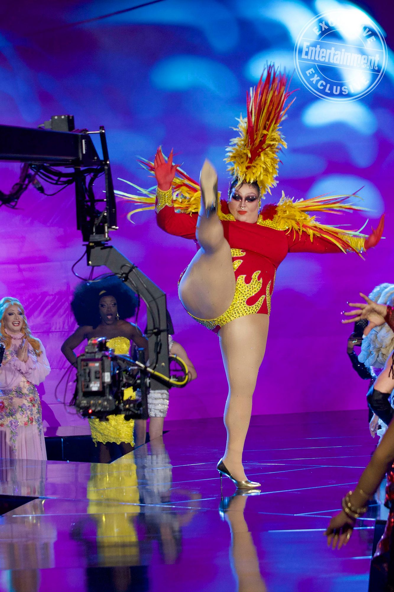 Season 10's challenges tributed gay history and looked toward the future