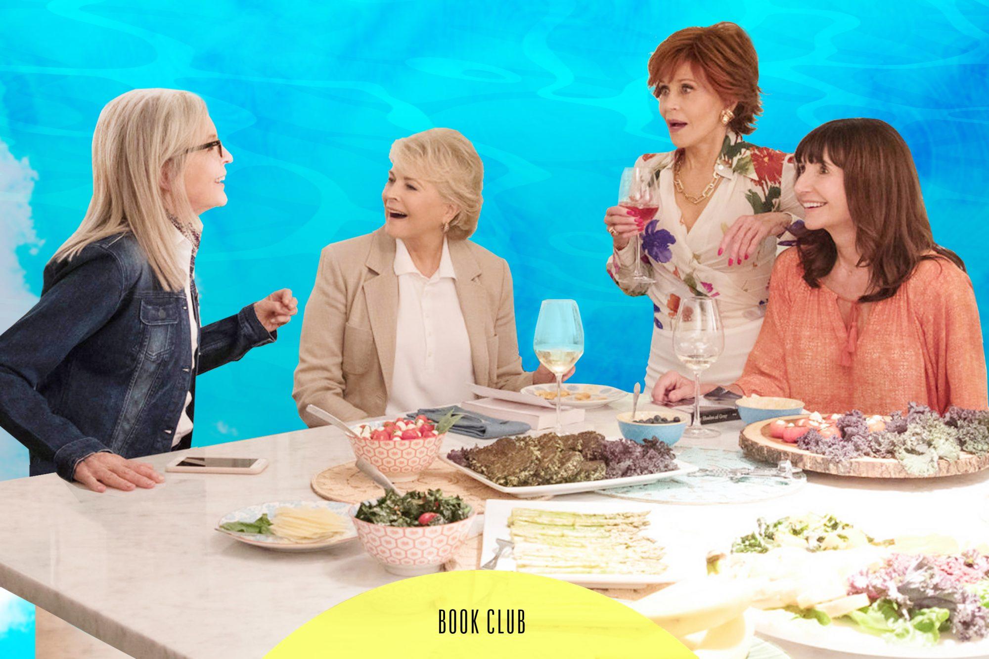 Diane, Sharon, Vivian, and Carol