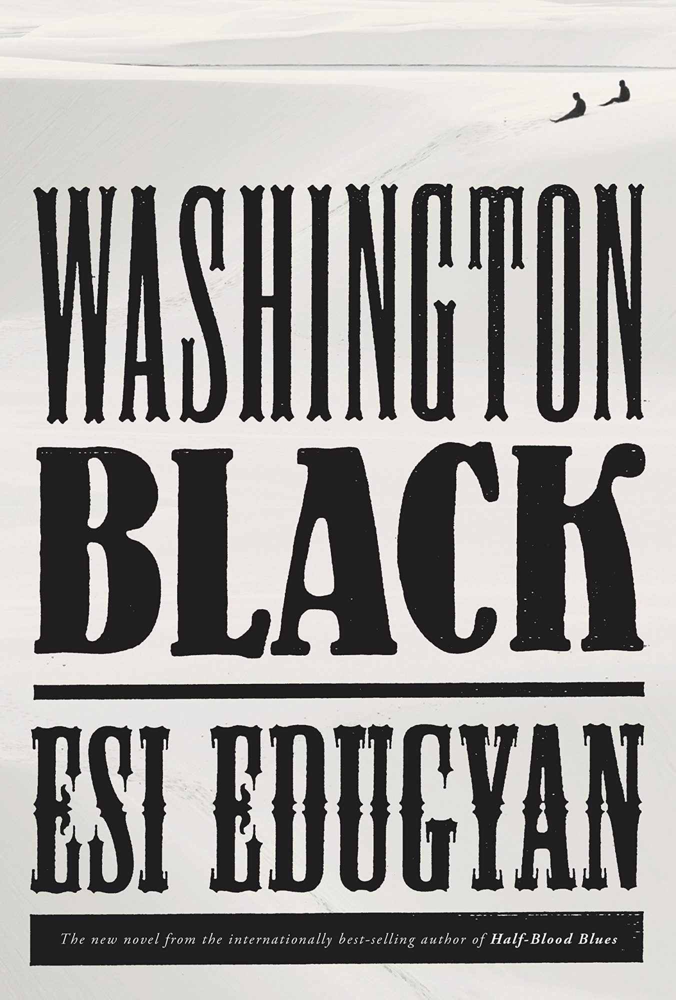 Esi Edugyan, Washington Black CR: Knopf