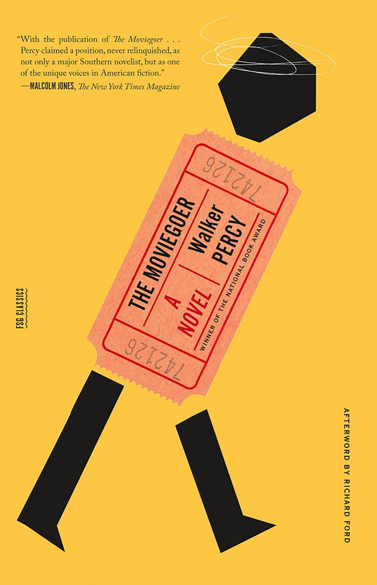 The Moviegoer by Walker PercyCR: Macmillan