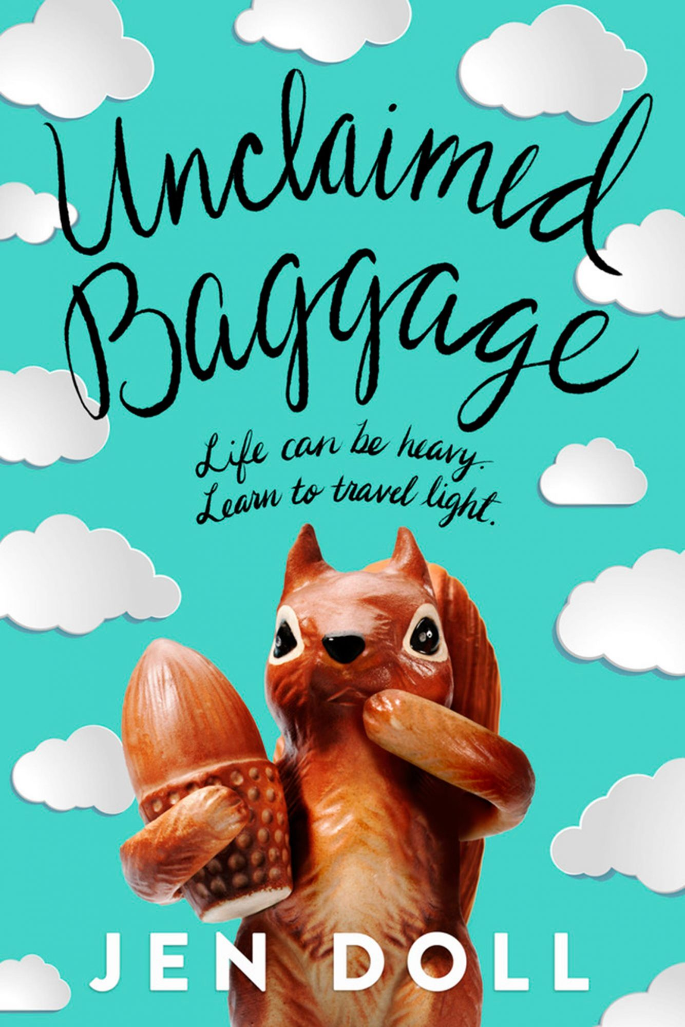 Unclaimed Baggage by Jen Doll CR: Macmillan Children's Publishing Group