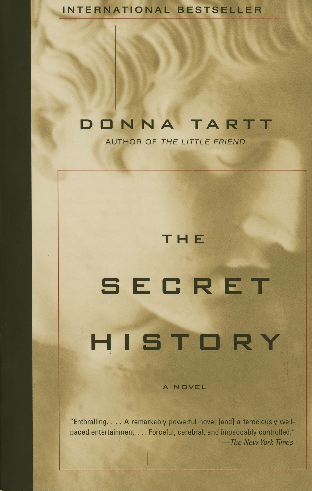 The Secret HistoryBy DONNA TARTTCR: Penguin Random House