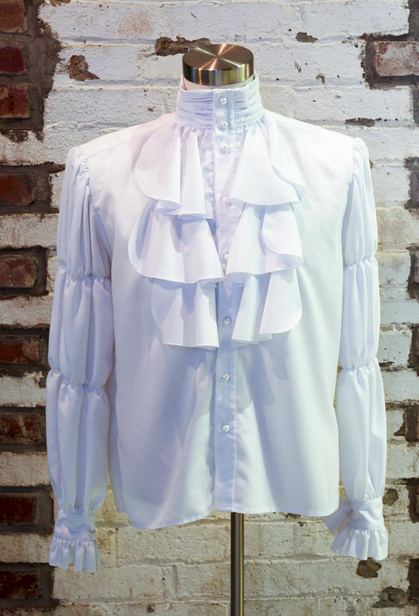 Jerry Seinfeld's puffy shirt from Seinfeld