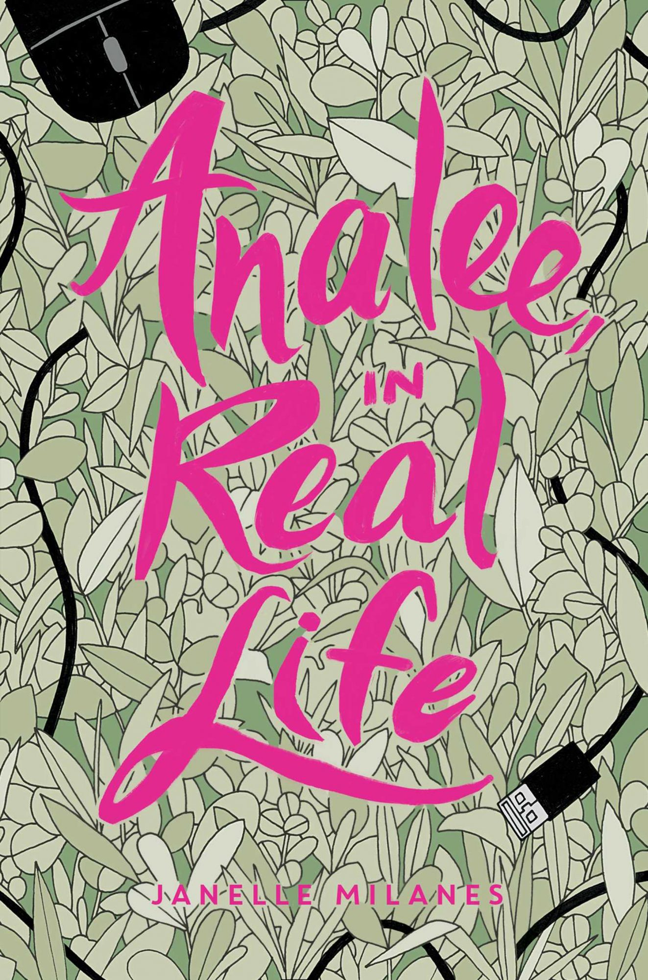 Analee, in Real LifeBy Janelle MilanesCR: Simon & Schuster