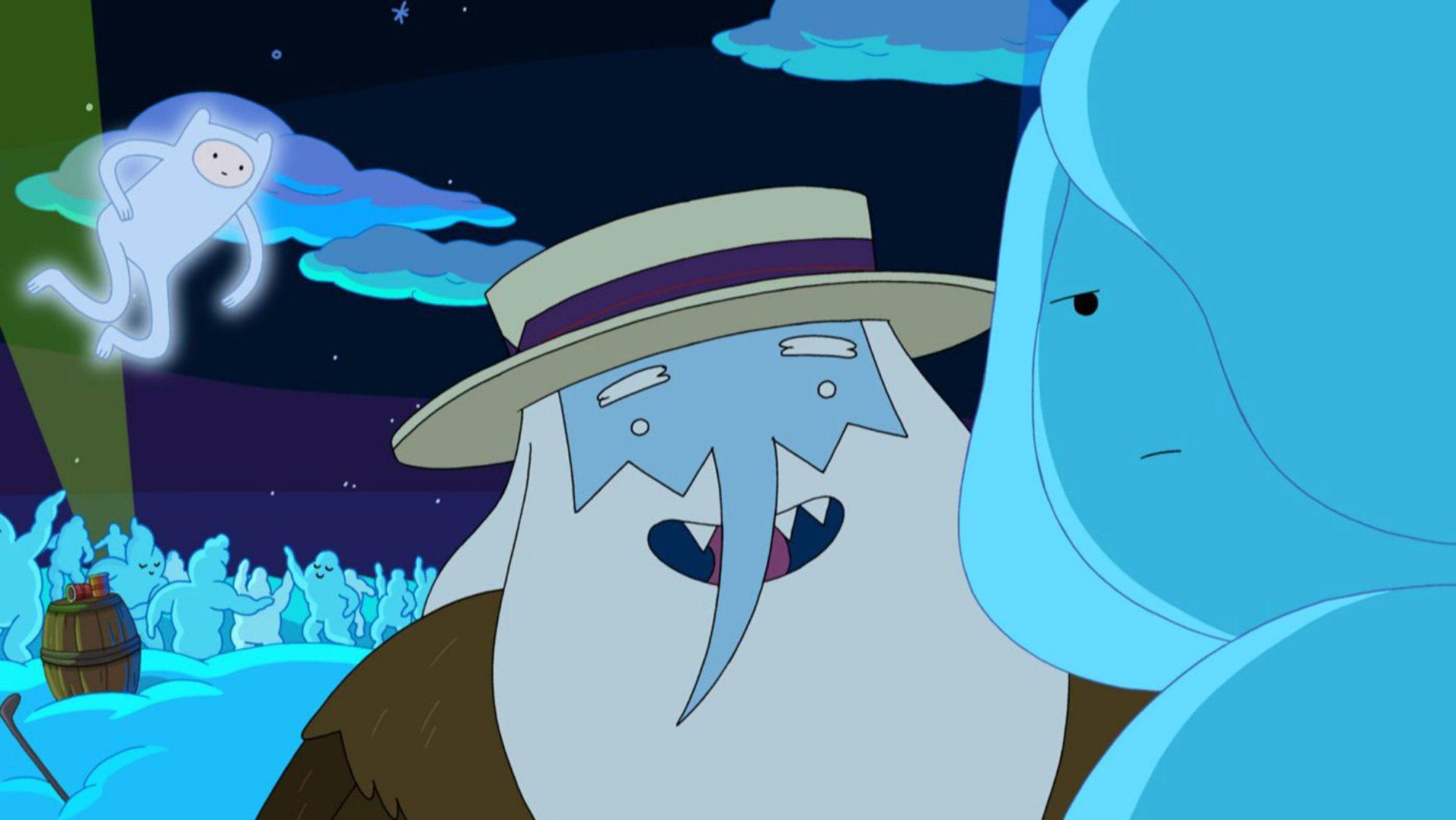 Adventure TimeAstral PlaneCredit: Cartoon Network
