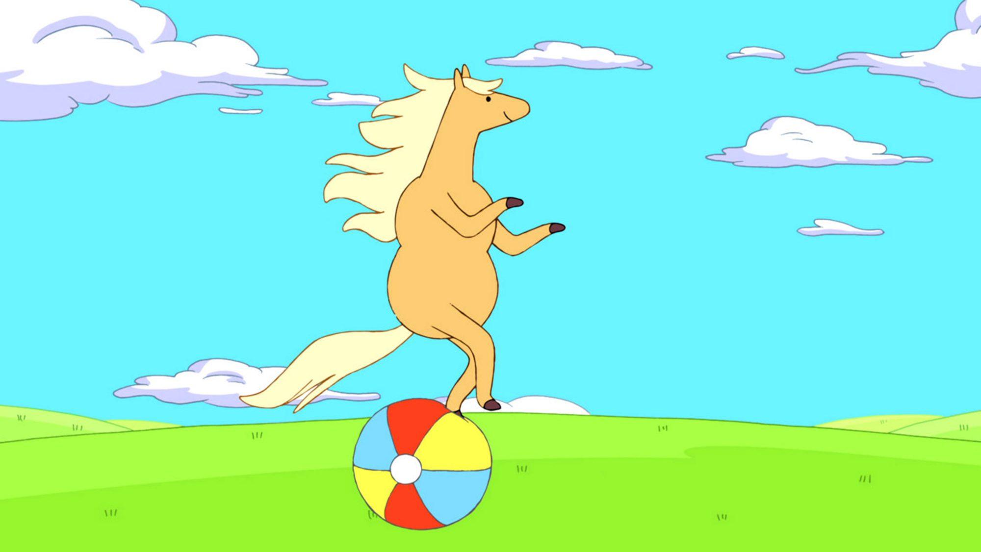 Adventure TimeJames Baxter The HorseCredit: Cartoon Network
