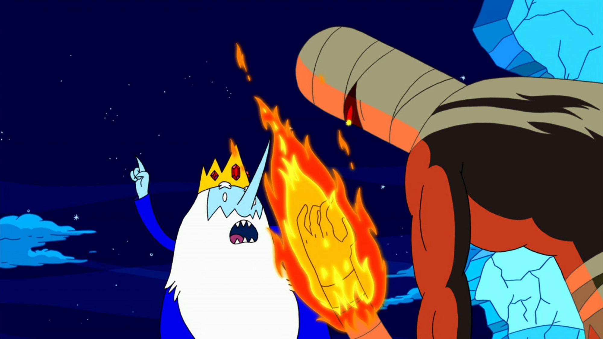 Adventure TimeHitmanCredit: Cartoon Network