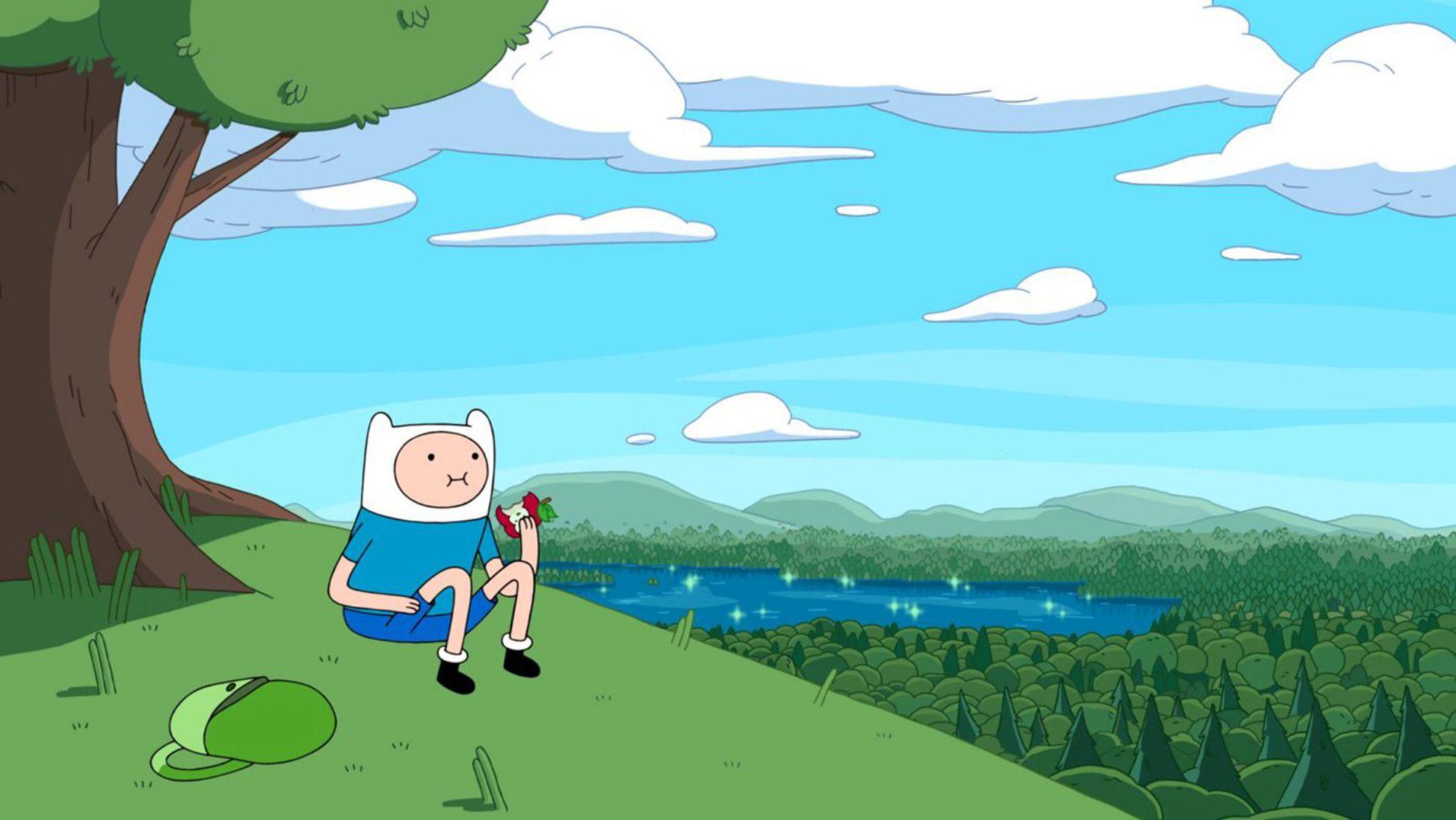 Adventure TimeJake the BrickCredit: Cartoon Network