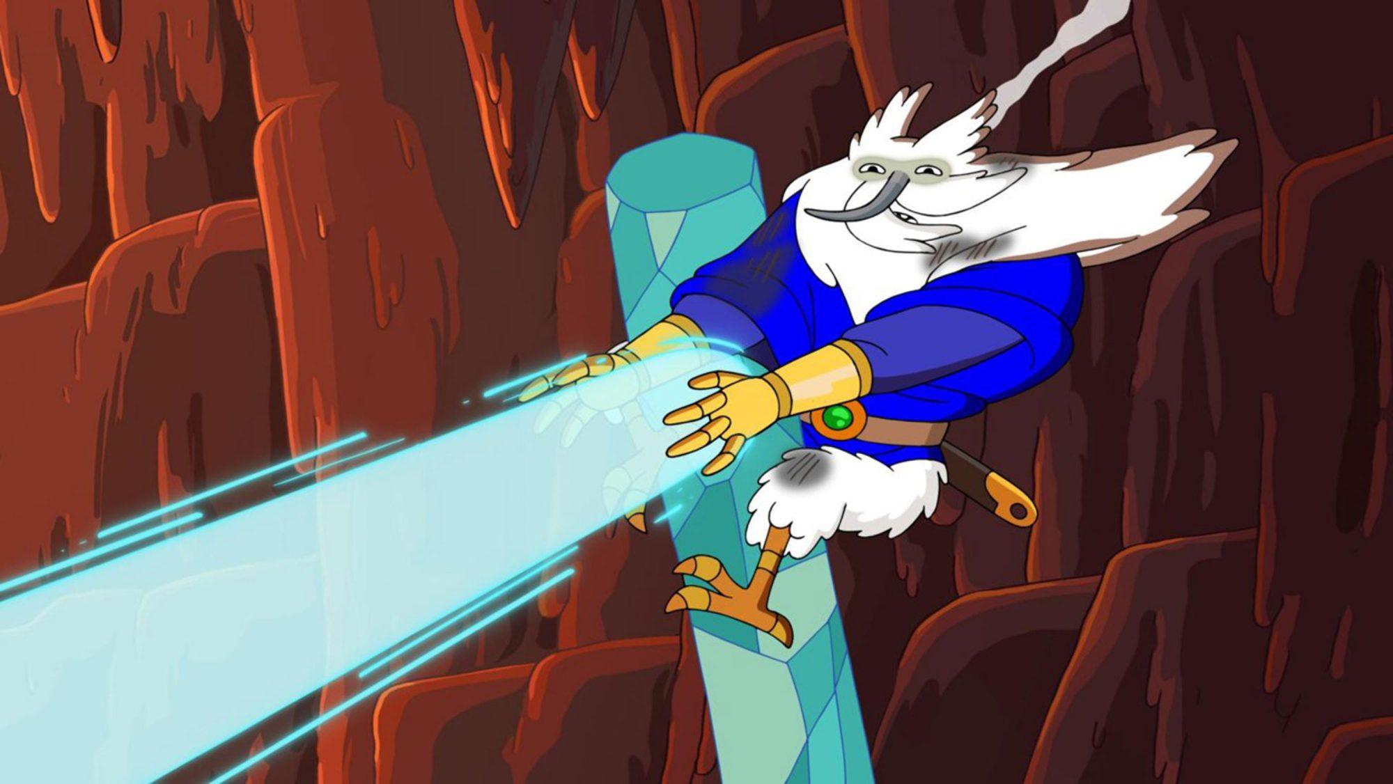 Adventure TimeEvergreenCredit: Cartoon Network
