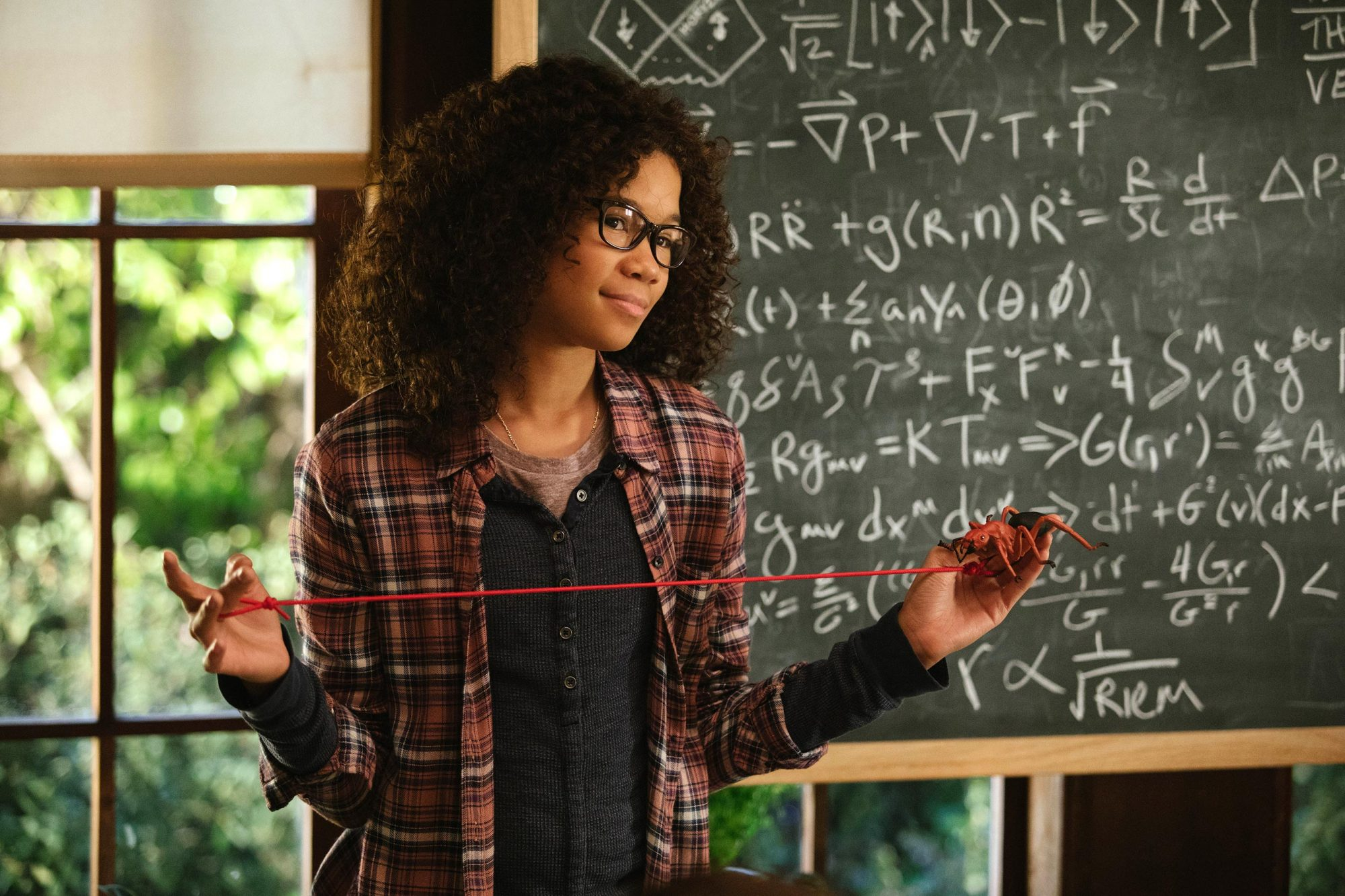 3. Meg Murry (A Wrinkle in Time)
