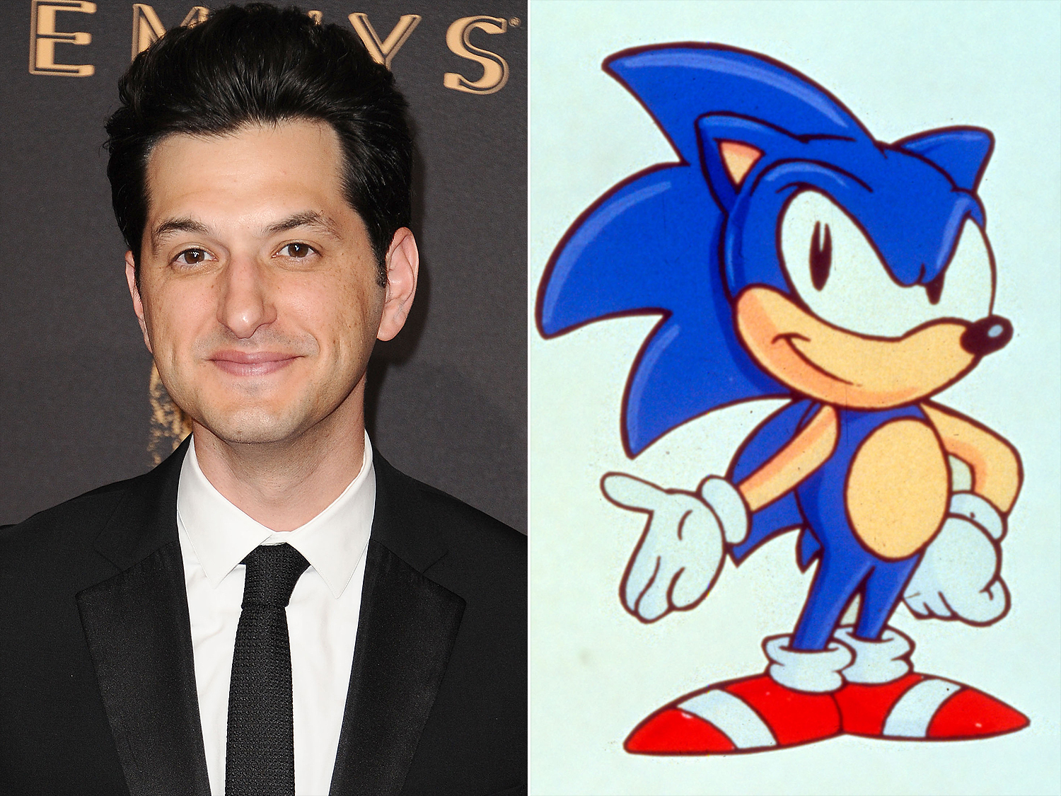 Ben Schwartz To Voice Sonic The Hedgehog In Paramount Movie Ew Com
