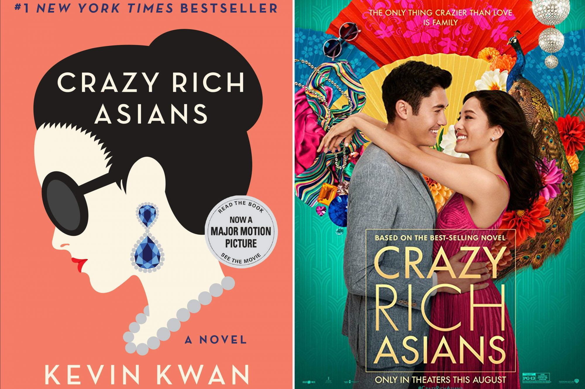 Crazy Rich Asians All The Differences Between The Book And The Movie Ew Com