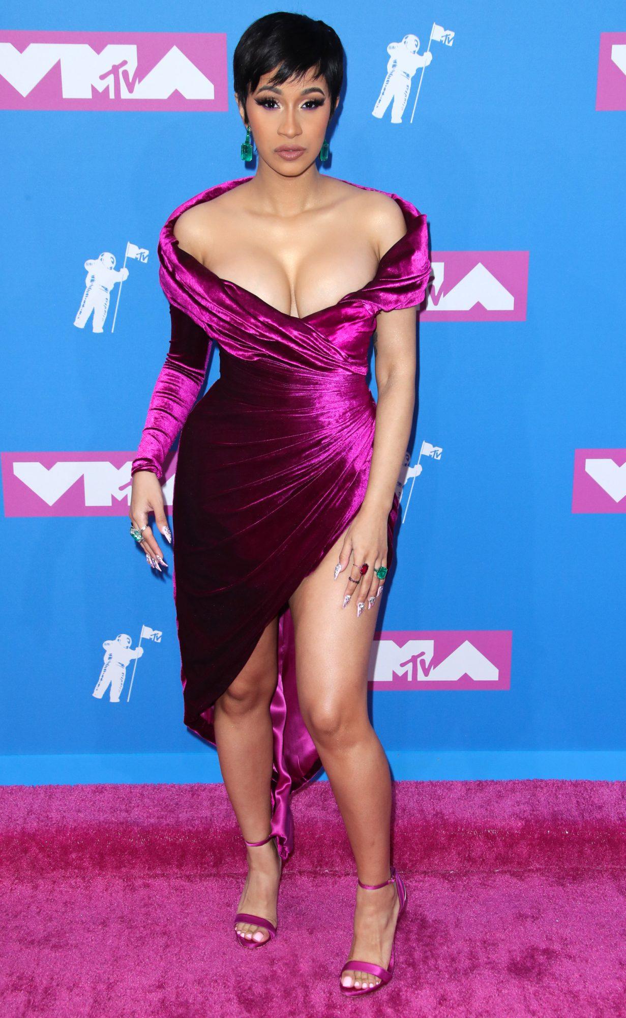 MTV Video Music Awards, Arrivals, New York, USA - 20 Aug 2018