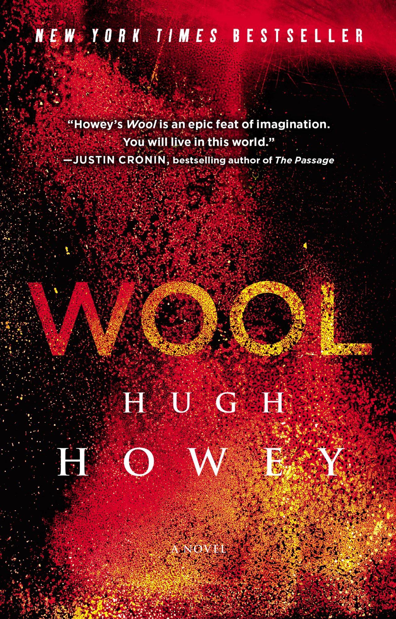 Wool by Hugh HoweyCR: Simon & Schuster