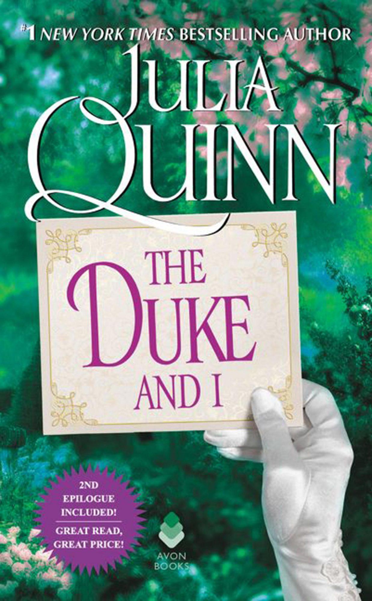 The Duke and I by Julia Quinn CR: Avon Books