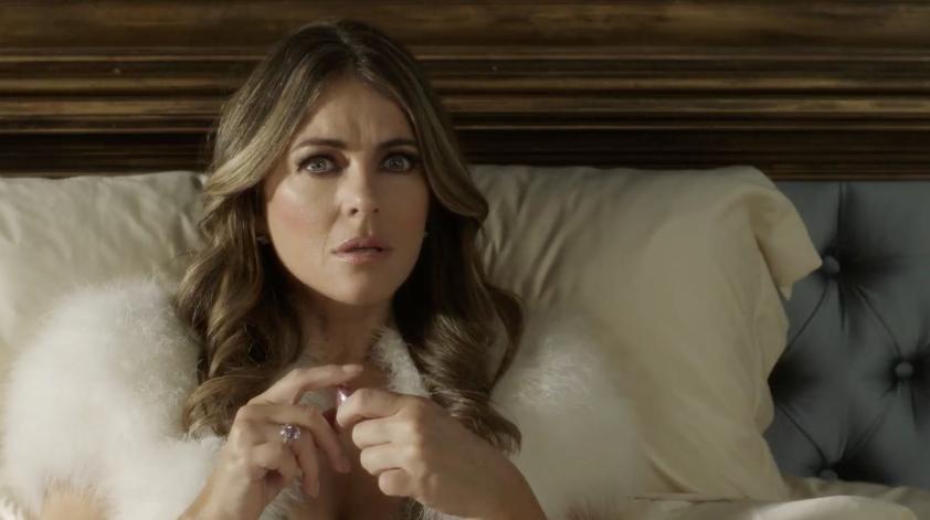 SCREENSHOT: Elizabeth Hurley on 'The Royals'