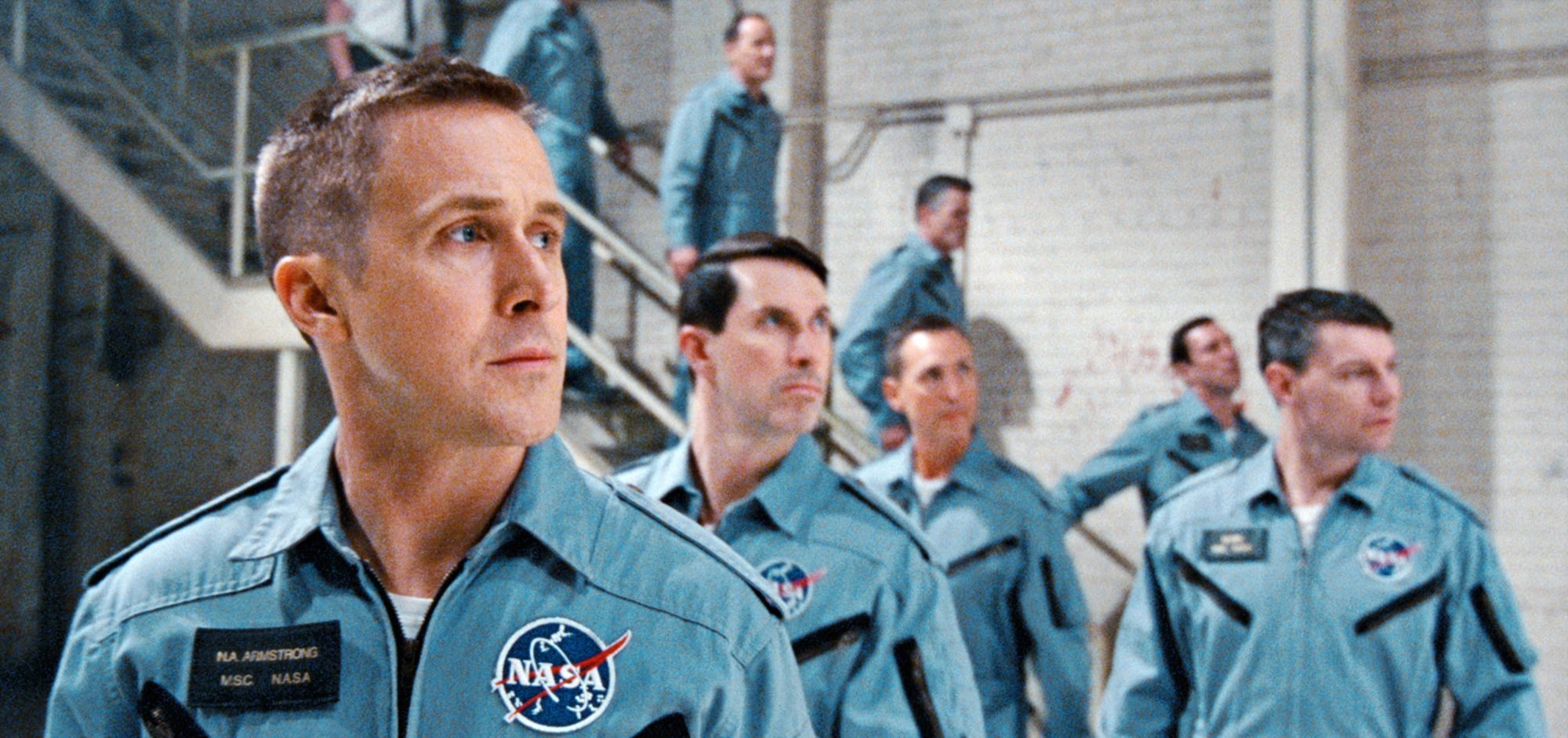 Ryan Gosling鈥檚 upcoming film First Man about Neil Armstrong